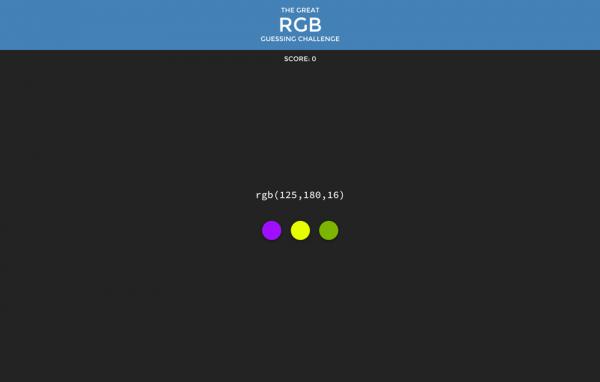 rgb-challenge